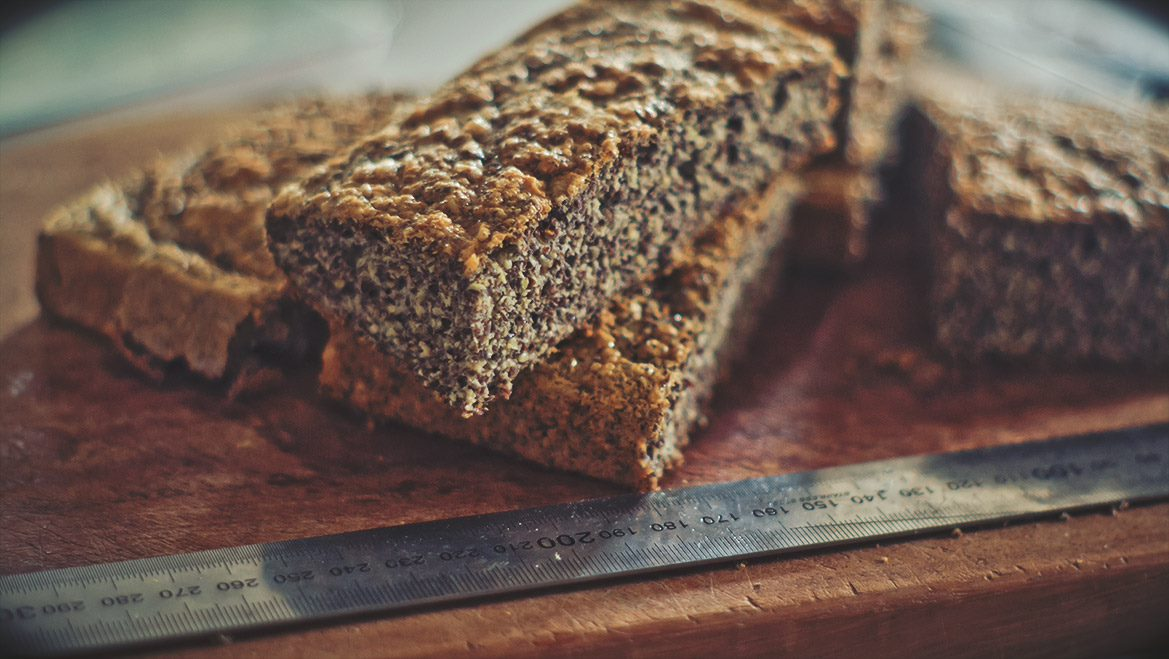 This Is™ Humility - Flaxmeal bread